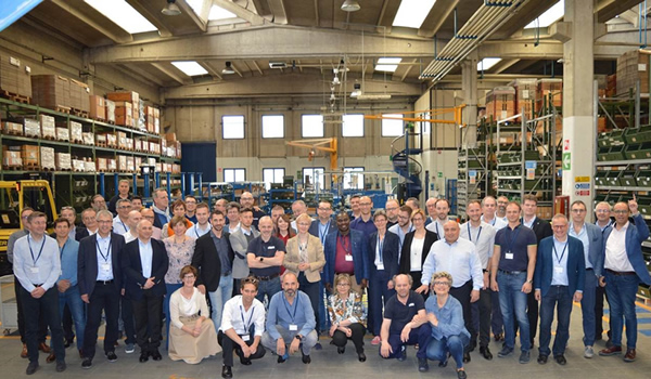 Fairtex Partake In The Klinger Instrumentation Conference In Italy