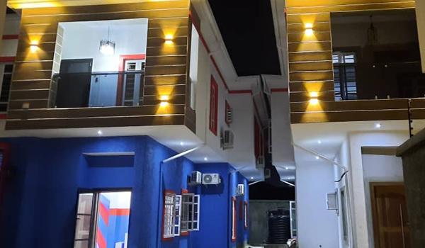 Fairtex Ultra-Modern Lagos Office Facility