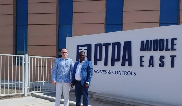 Fairtex & PTPA Sales Business Meeting In UAE