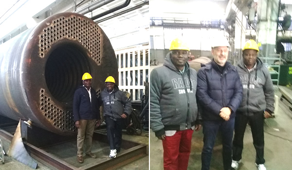 Joint Inspection Of Bono Energia Facility By WRPC/NNPC Led By Fairtex