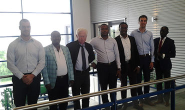 Kick-off Meeting For Kwale Flare Down Project Between Fairtex, Amazon Energy & Airpack