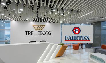 Trelleborg Appoints Fairtex as Authorized representative in Nigeria