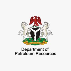 Department of petroleum resources Logo