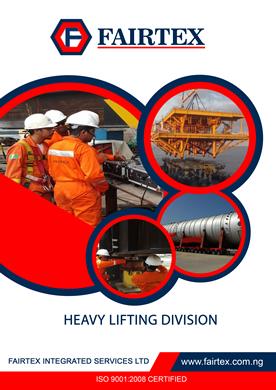 Heavy Lift Brochure