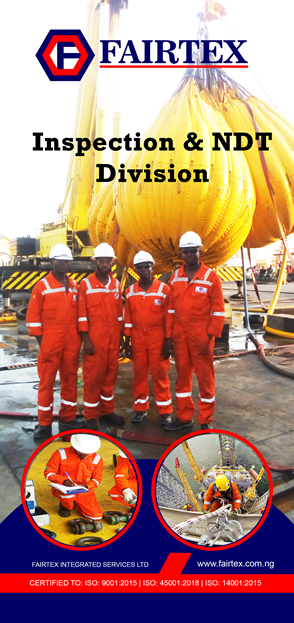 Fairtex Inspection & NDT Division Brochure