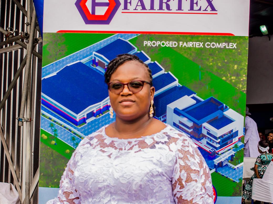 Fairtex 18th Anniversary Celebration Logo