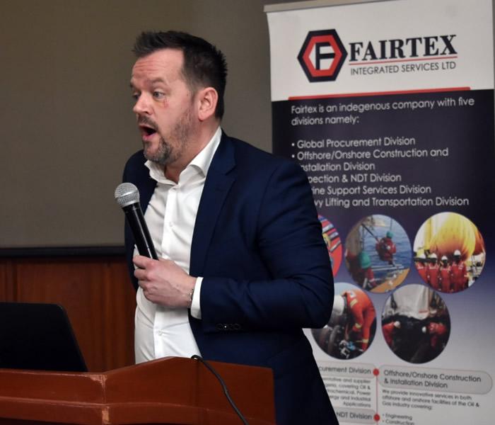 Fairtex Airpack Training & Seminar Logo