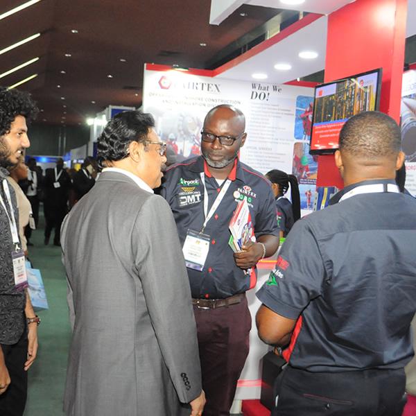 Fairtex Exhibition At Nigeria Oil & Gas Conference & Exhibition 2019 Logo