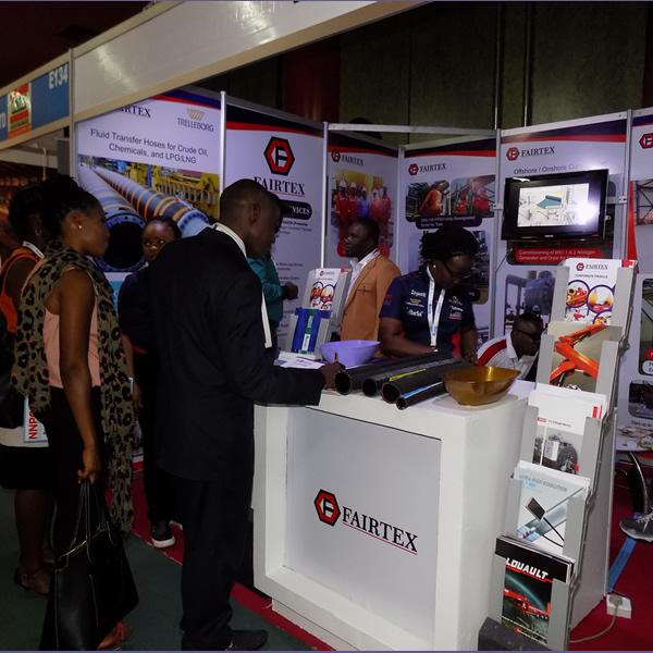 Fairtex Exhibition At NOG 2018 Logo
