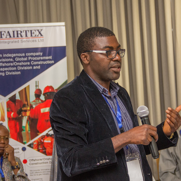 Fairtex / Airpack International Training & Seminar Held At Radisson Blu Anchorage Hotel, Lekki - Lagos Logo