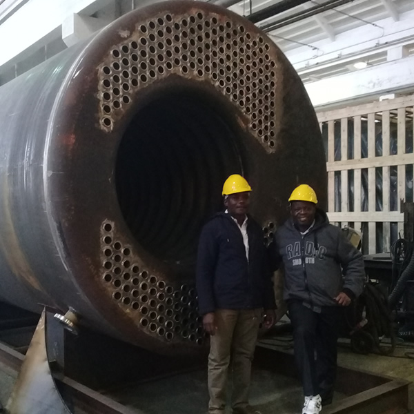 Fairtex & WRPC/NNPC Inspection Of Bono Energia Facility Logo