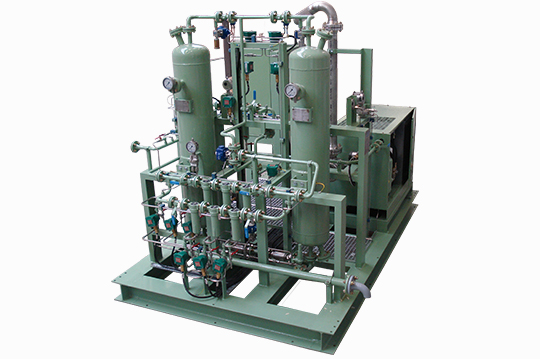 Airpack Netherlands Instrument Air Compressor, Nitrogen Generation & Dryer Packages_<br />Air Dryer