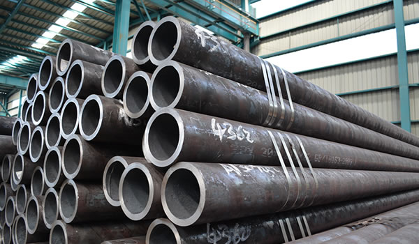 Pipe & Fitting_Alloy Seamless Steel Pipe