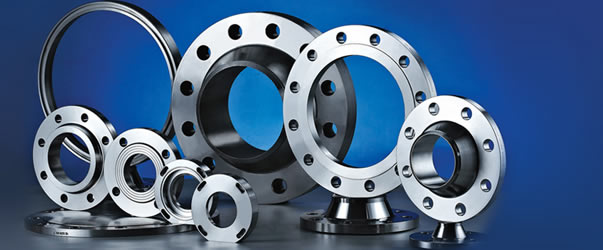 Pipe & Fitting_Alloy Steel Flanges