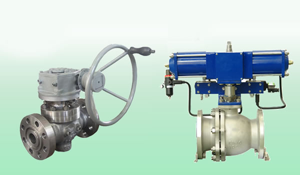 Valves & Actuators_<br /><br />Anthena Valves