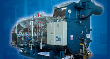 Boilers, Industrial Heaters & Steam Generators