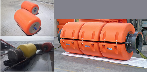 Marine Hose Equipment & Accessories_Buoys and Floating Reducers