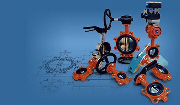 Valves & Actuators_<br />XUROX Covalma, SL Butterfly Valves