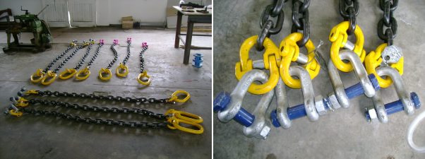 Marine Hose Equipment & Accessories_Chains