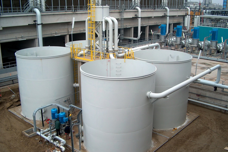 Water & Waste Water Treatment Equipment_Cooling Water Treatment