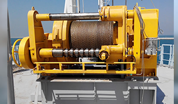 Deck Handling Equipment