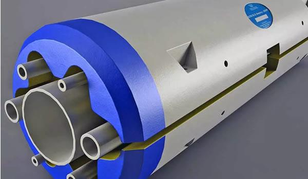 Trelleborg Drilling and Downhole Bouyancy_Drill Riser Buoyancy Module