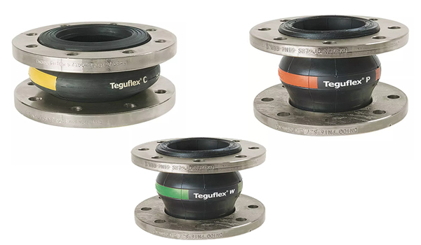 Trelleborg Fluid Handling Products & Solutions_Expansion Joints