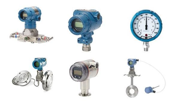 Fisher  Rosemount Measurement Instruments