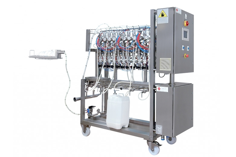 Artificial Lift System & Fluid Handling Pump_Flavor Filling Station