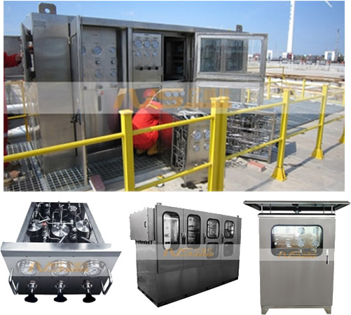 Wellhead Control Panel & Flow Control Testing Equipment