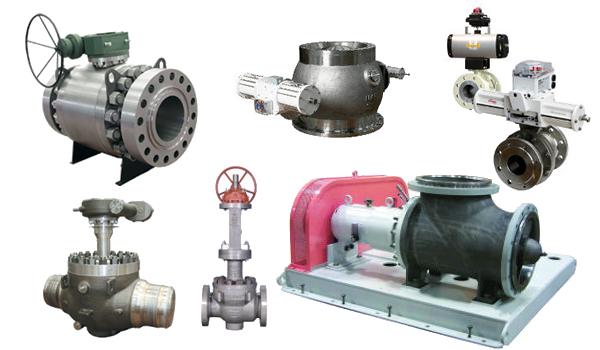 Flowserve Pumps & Valves