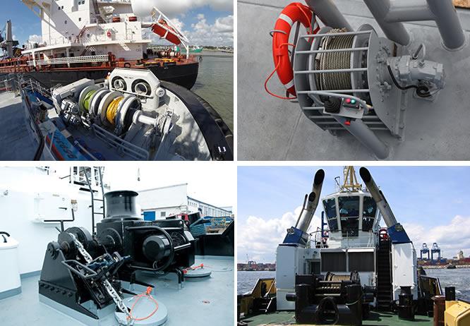 DMT Deck Handling Equipment_Harbor & Terminal