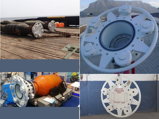 Marine Hose Equipment & Accessories_Heavy Duty Camlock Flange