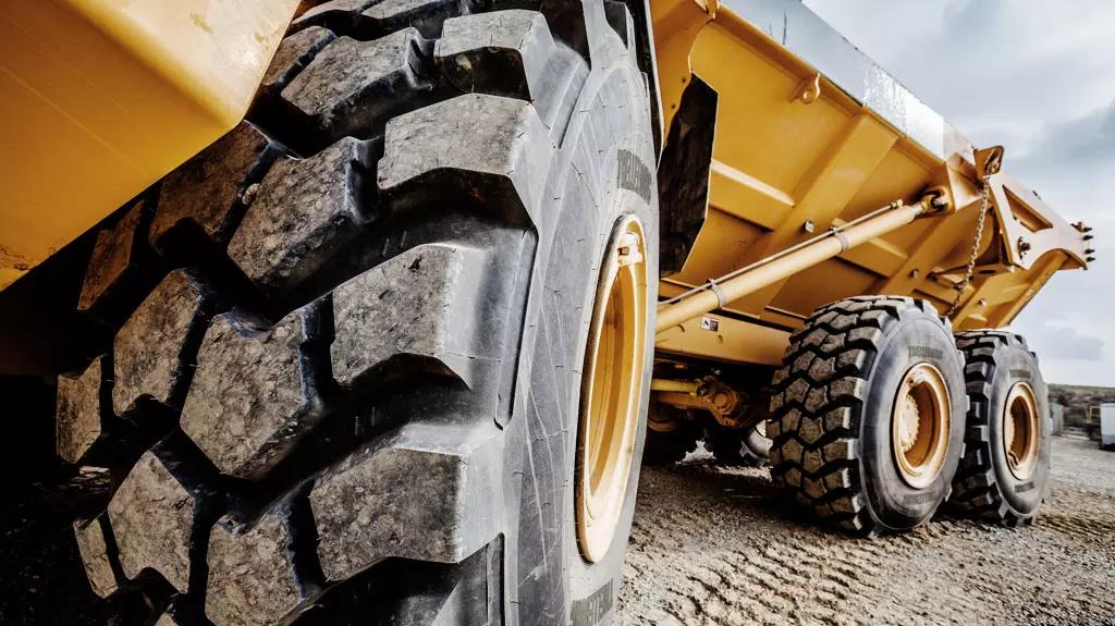 Trelleborg Heavy Duty Tires and Wheels