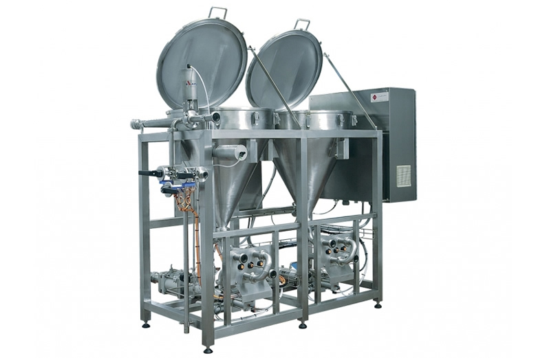 Artificial Lift System & Fluid Handling Pump_Hopper station - Fruit Injection Pumps