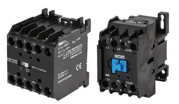 ComatReleco relays and contactors_Industrial Contactors