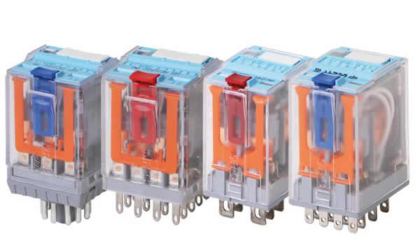 ComatReleco relays and contactors_Industrial Relays - pluggable