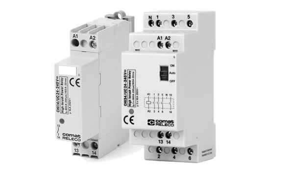 ComatReleco relays and contactors_Installation Relays