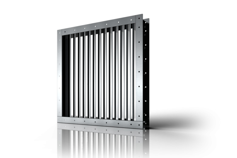 HVAC Systems_Intake Louvres
