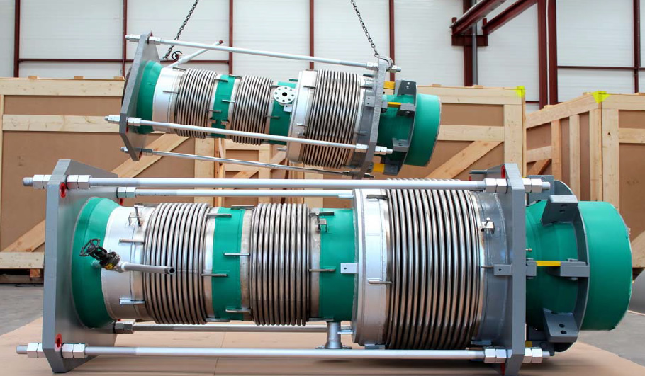 MACOGA FCCU Expansion Joints & Bellows