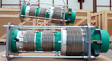 FCCU Expansion Joints & Bellows