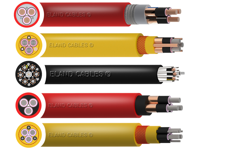 Power, Data, Control and Instrumentation Cables_MINING, DRILLING & TUNNELLING CABLE