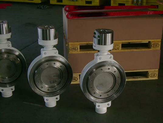 Marine Hose Equipment & Accessories_Marine Hose Butterfly Valve