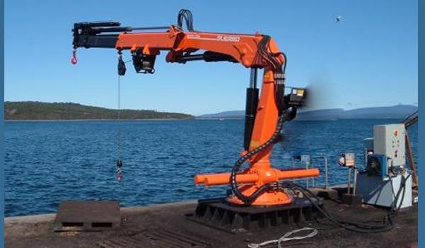 Marine / Offshore Cranes