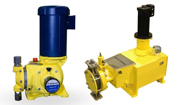 Metering & Diaphragm pumps