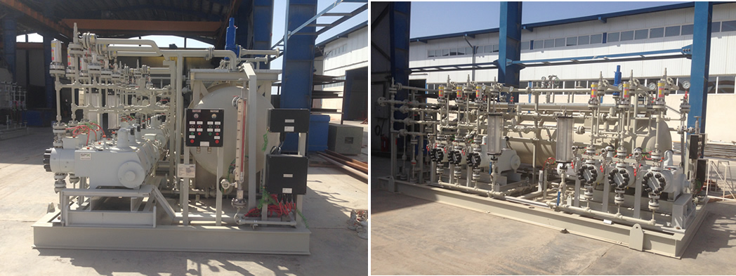 Chemical Injection Skid_Multi-Head Pump Chemical Injection Skids