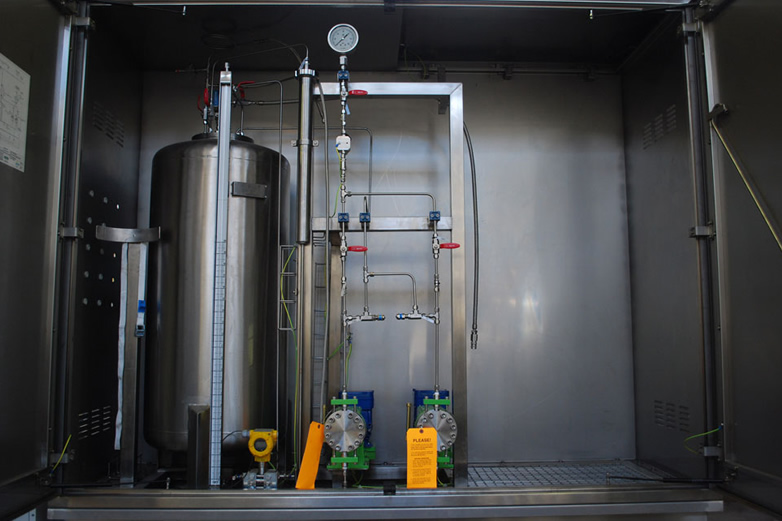 Chemical Injection, Sampling & Analyzing Equipment_Natural Gas Odorization Systems