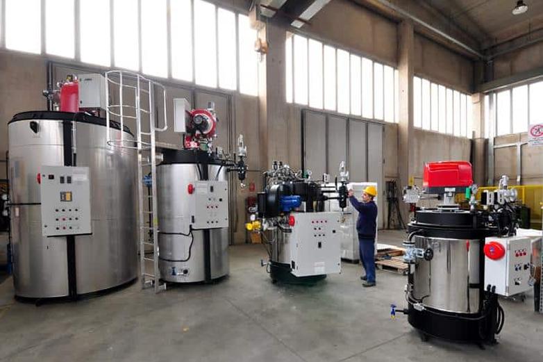 Cannon Bono Boilers, Industrial Heaters & Steam Generators_OMV coil heater