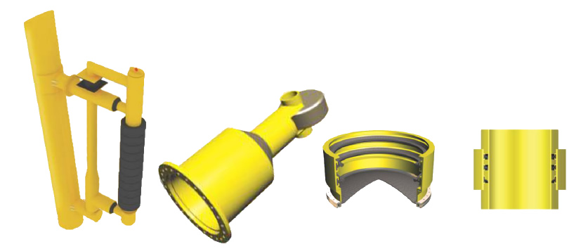 Offshore Platform protection system & Marine Equipment_<br />Offshore Platform Protection System