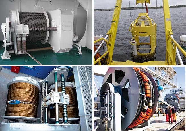 DMT Deck Handling Equipment_Offshore